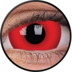 Urban Layer Crazy Red Sclera - 17mm