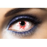 Fashion Lentilles Splash Blood