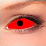 Urban Layer Crazy  Red Sclera - 22mm